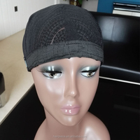 Cornrows Wig Cap for Making Braids Human Hair Bundle Hair Weave Easy to Sew to the Crochet Braid Cap
