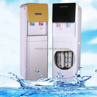 New Smart panel Hot and cold Reverse Osmosis bottleless water cooler