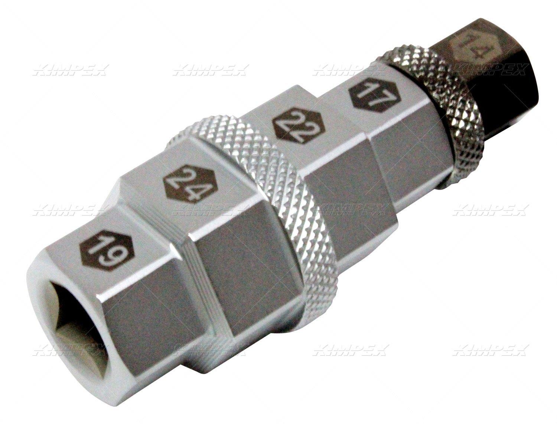 KEITI 5 in 1 Front Wheel Axle Remove Tool