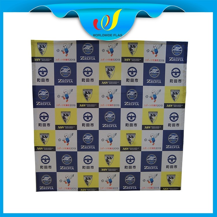 China Promotion Trade Show Advertise Outdoor Flag Banner Gift