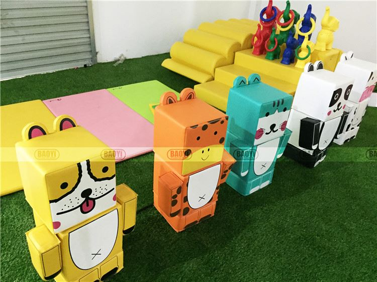 New Arrival special design personality large building blocks toy