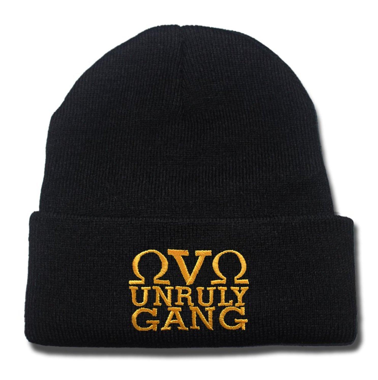 2871c4b484c Get Quotations · KISSUU Unruly Gang Hat Embroidery Snapback Baseball Cap