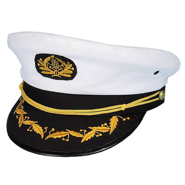 Captain hats are also useful as costume pieces, whether you are dressing as a captain in the U.S. Navy or as a character from
