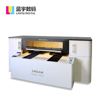 the most stable digital T-shirt printer with industrial print head and dual pallet