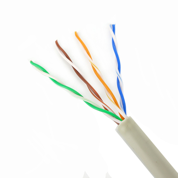 High quality cable 24awg cca utp cat5e network cable
