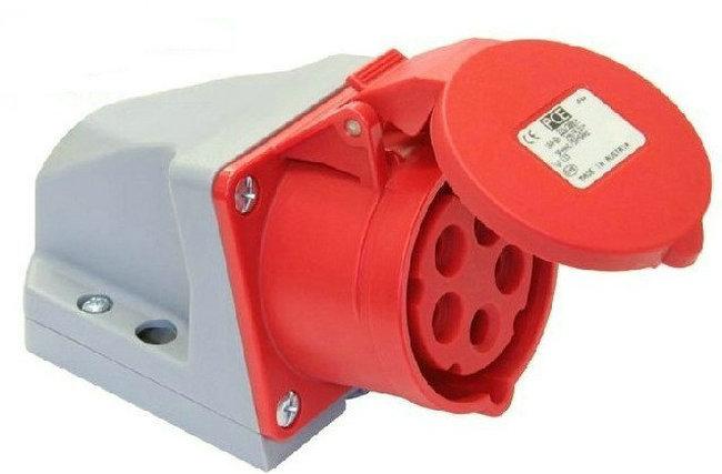 Venta al por mayor enchufe trifasico compre online los - Prise 32 ampere ...