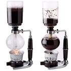borosilicate glass hot sales syphon coffee maker glass coffee & tea maker