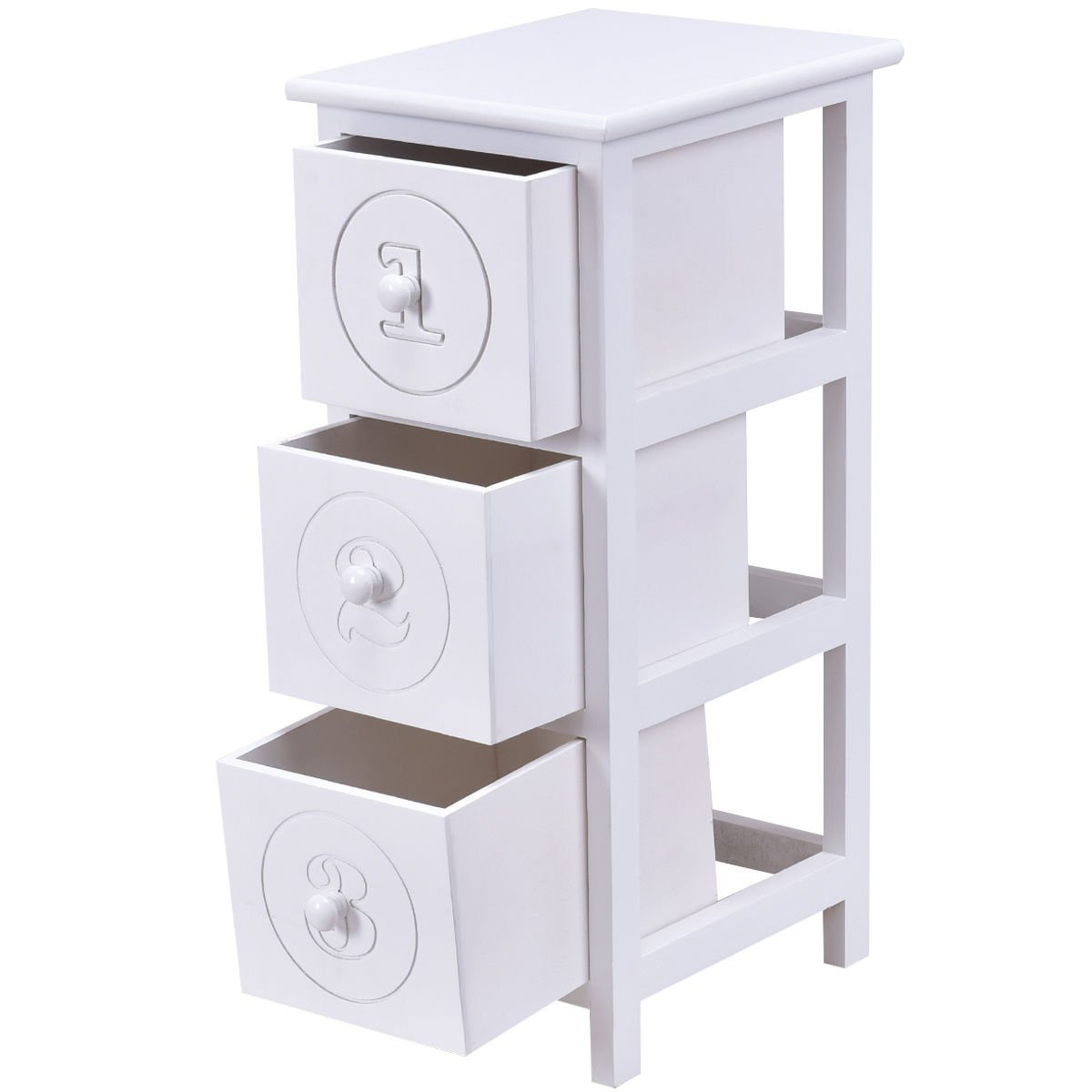 Cheap White Round Bedside Table Find White Round Bedside