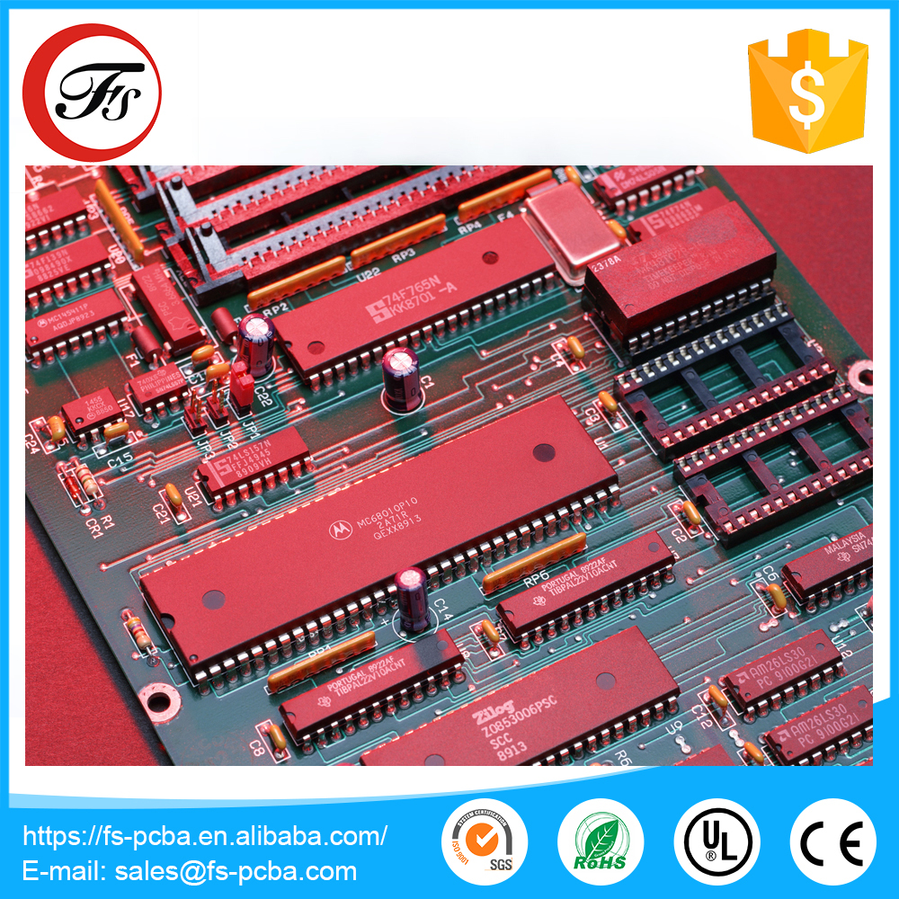 China System Assembly Wholesale Alibaba Board Quotecircuit Assemblypcba Processoem Pcb