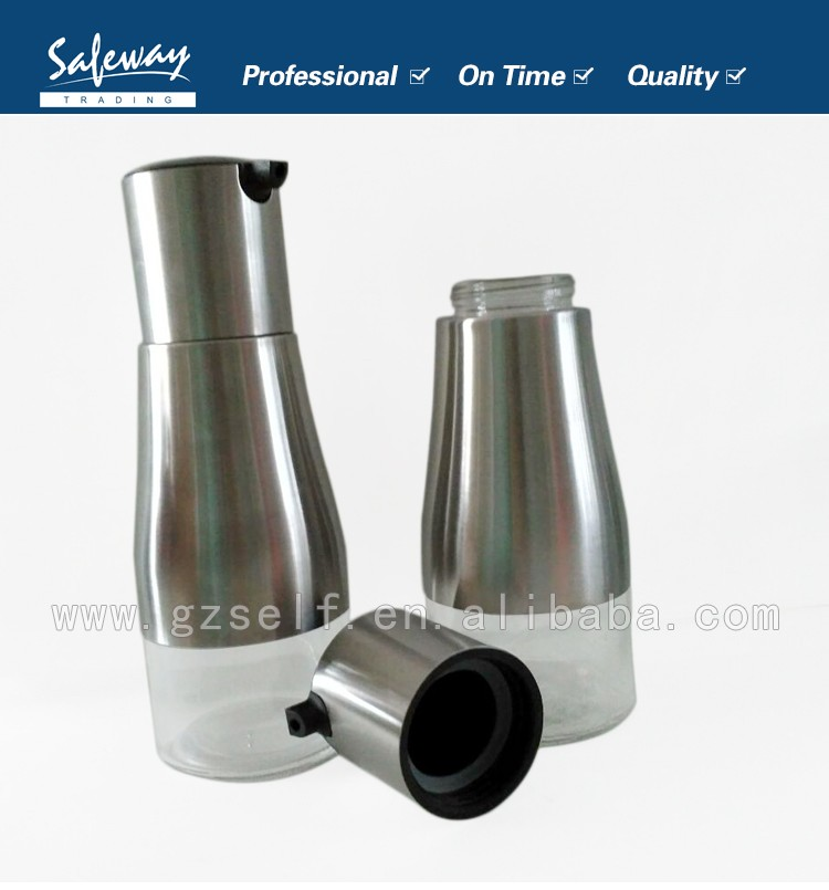 Stainless Steel 304 Kitchen Olive Oil Kettle/oil Pot/oil Bottle