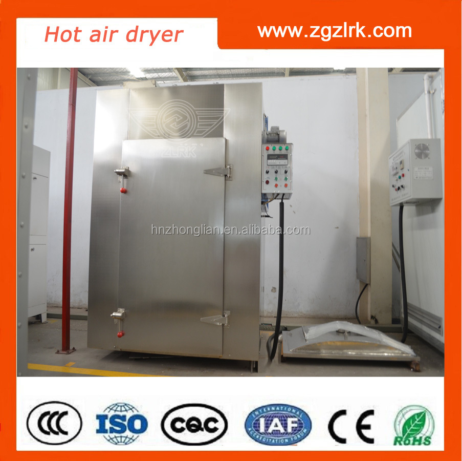 fruit dryer machine moringa leaves hot air circulating type drying oven