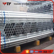 Alibaba express china High quality astm a106 pre galvanized steel pipe iron stock