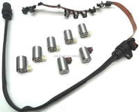 in stock for 095 096 097 01M shift solenoid transmission with Wire Harness