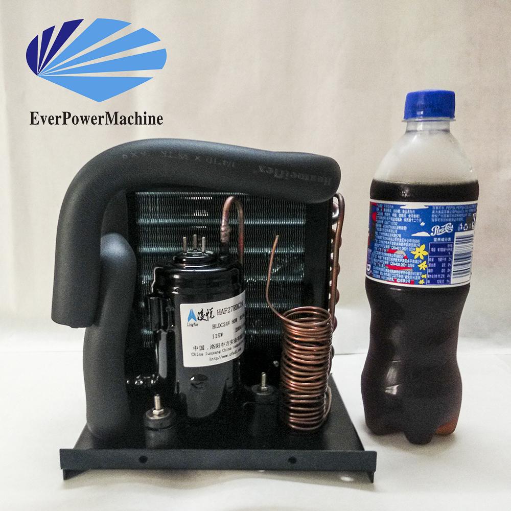 Classical Design Refrigeration Condensing Unit Hac550dc24-w