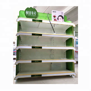 Customized Beauty Display Rack