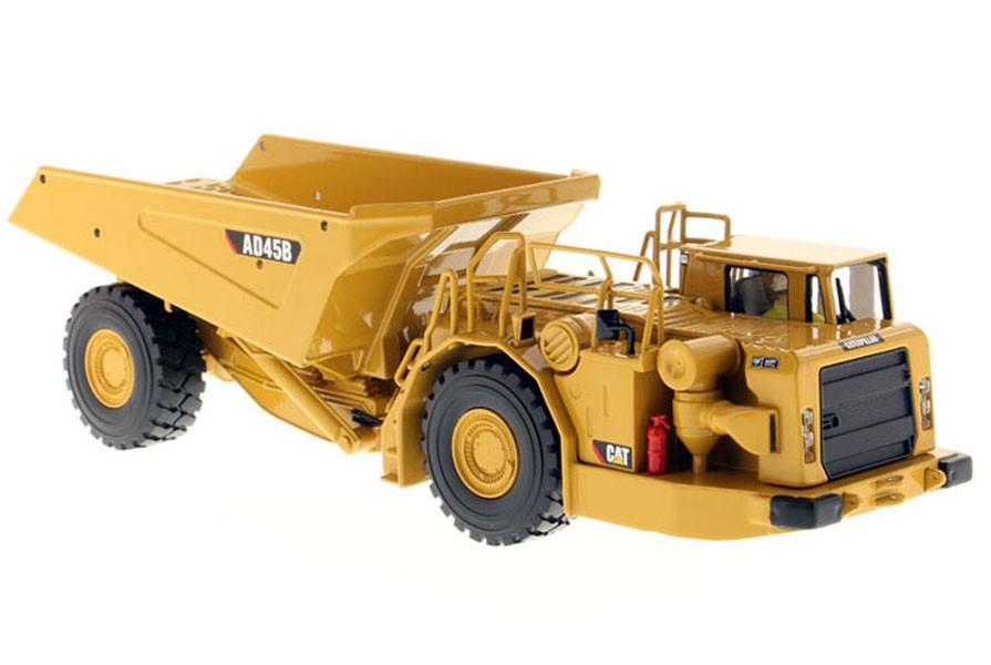 1 18 Knickgelenkte Muldenkipper Spielzeug Modell Lkw In