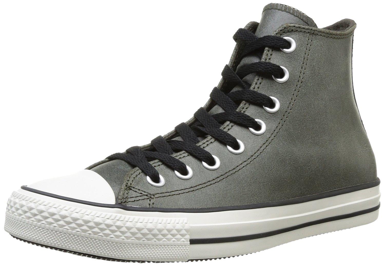 3fa639ff7bc435 Converse Unisex Chuck Taylor All Star Vintage Leather Hi Basketball Shoe