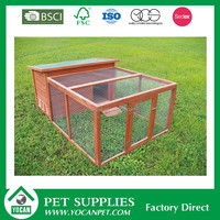 Animal Cages wholesale wooden rabbit hutch