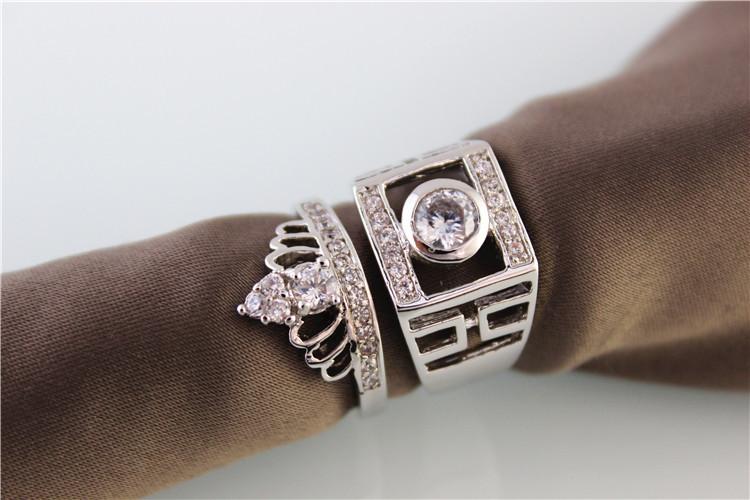 Crown Ring Mens Wedding Bands Tbrb Info
