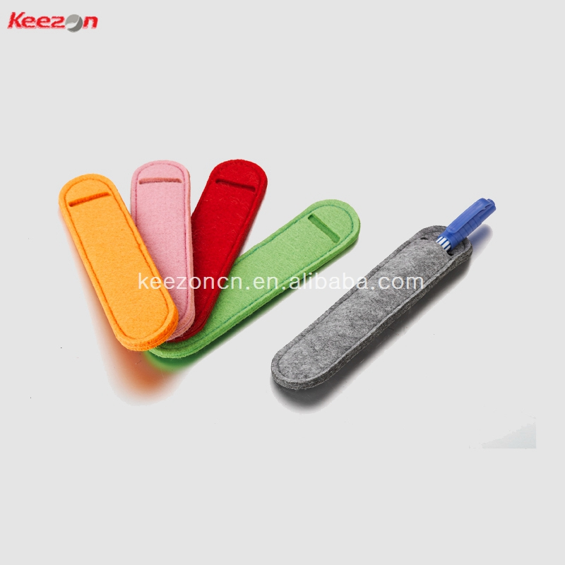 53303#promotional cheap felt pen dispaly case