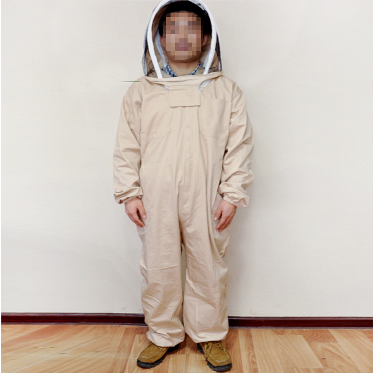 Top Quality Cotton Beekeeping Honey Bee Protection Suit