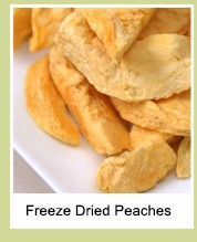Healthy Fruit Snacks Freeze Dried Pears