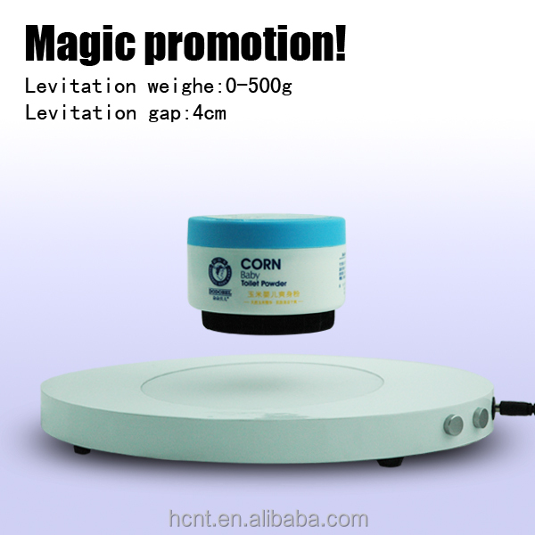 2014 New High Quality magnetic levitation floating display