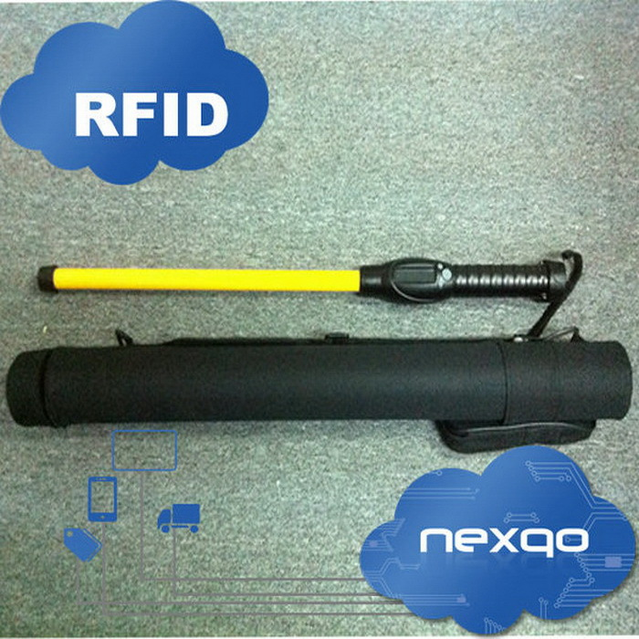 ISO 11784/11785 LF RFID stick reader for animal management