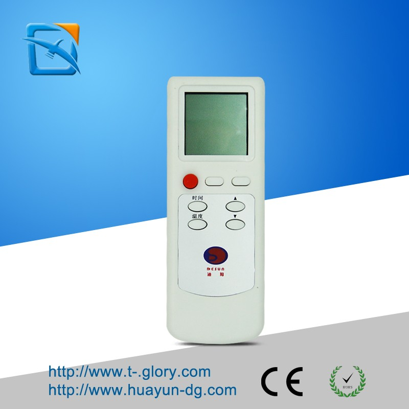 remote control for air conditioner universal