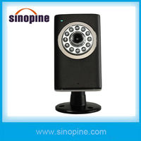 one way communication Alarm home security system ip camera