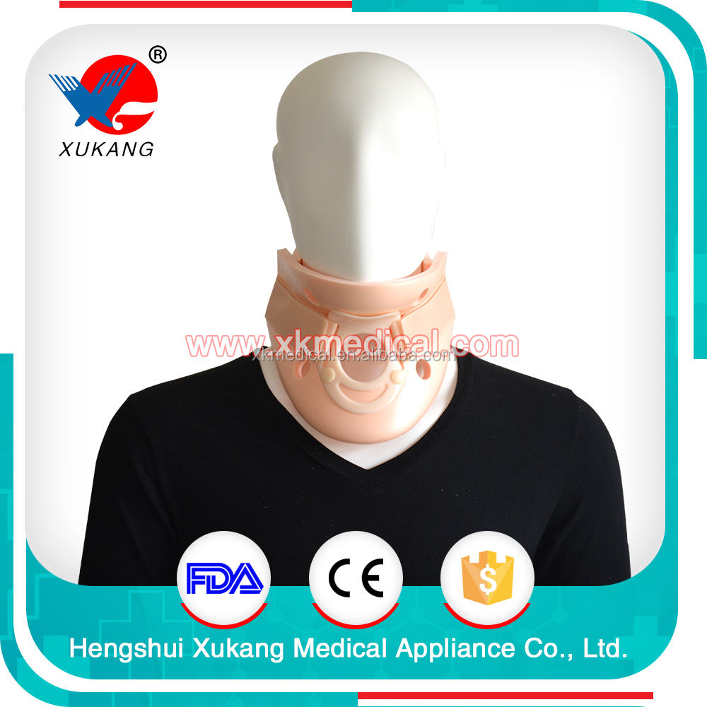 2016 best selling emergency philadelphia cervical collar (type II) adjustable with CE FDA