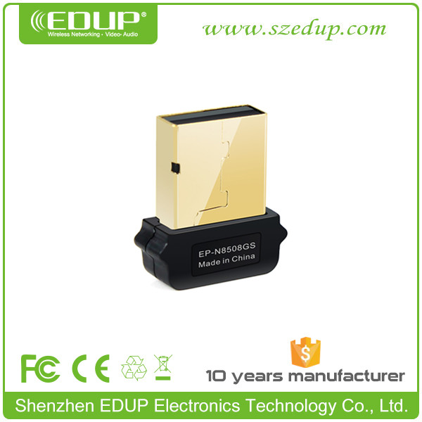 Special EDUP wifi adapter for pc / 150mbps wifi smart device