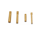 custom precision brass rolling pin/round polished brass pin
