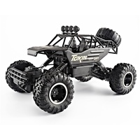 Monster Truck scale 1 16 rc rock climbing car remote control drift nitro rc car die cast RC Toys