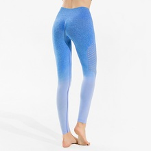 Super Weiche <span class=keywords><strong>Mesh</strong></span> Buttlifter Yoga Hosen Mit Hoher Taille Leggings Nahtlose Frauen