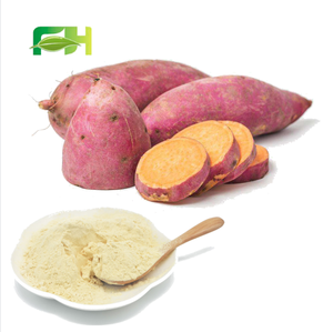 100% Natural Mashed Dried Sweet Potato Powder