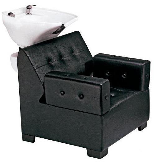Shampoo beds wash unit salon furniture shampoo chairs for Salon basins for sale