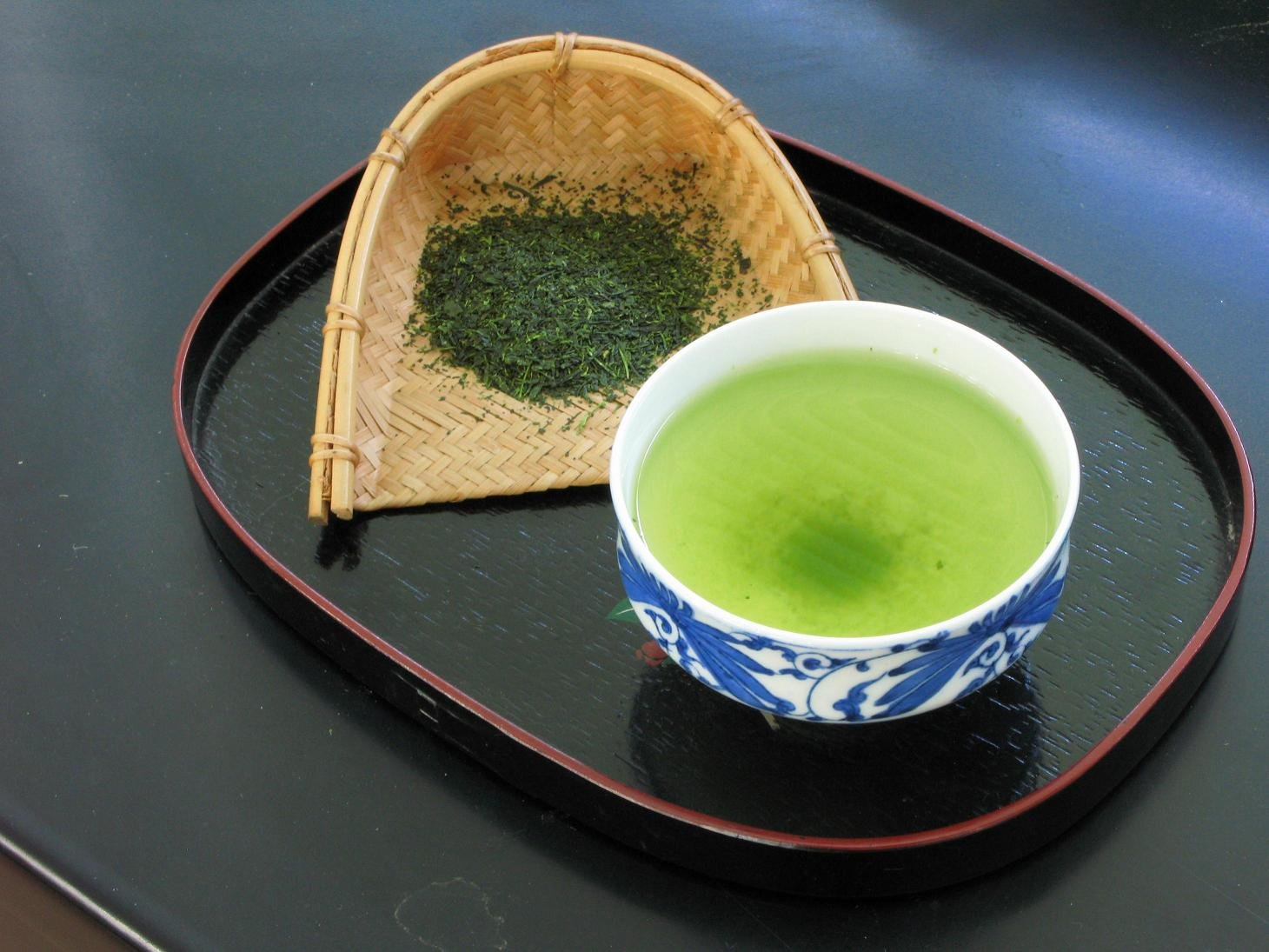 Image result for Japanese Green Tea