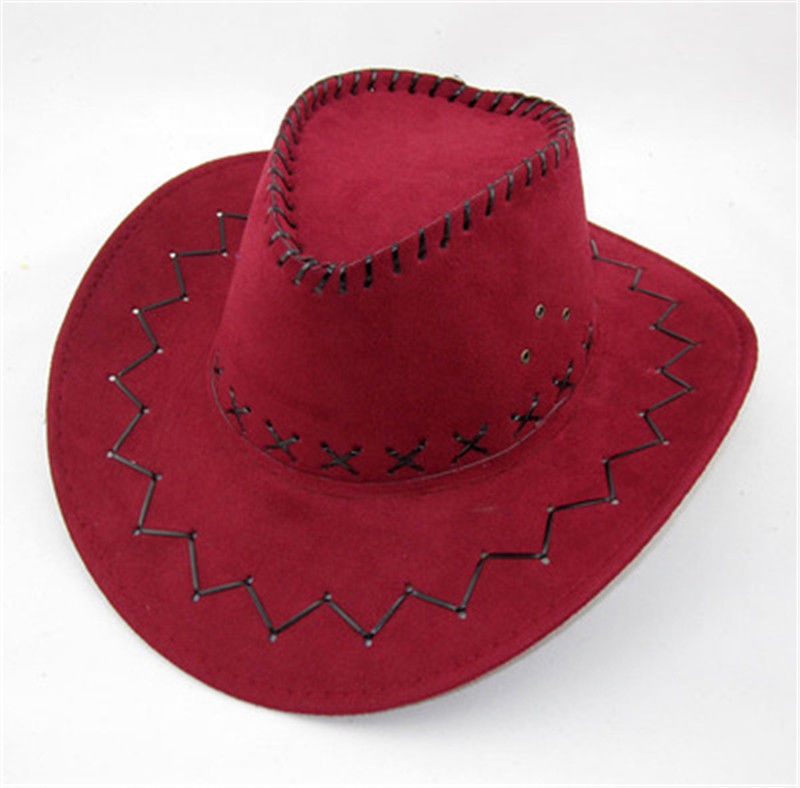 Kids And Adult Red Cowboy Hat Toy Story Western Costume Party Accessory  Kd403 - Buy Hat 8c73036d617