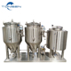 Stainless steel 5bbl craft beer fermenter tanks microbrewery equipment