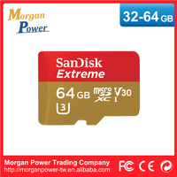 Upgarded Version Extreme SDSQXVF Sandisk 64GB Micro Memory SD Card