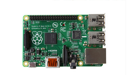 New Raspberry Pi Model B+ 512MB RAM - Linux Based - Board