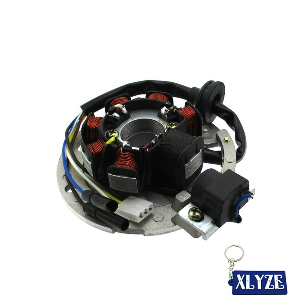 Buy XLYZE Magneto Stator Plate For Chinese 50cc 70cc 90cc 110cc