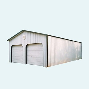 Easy to install steel frame garage / car carports