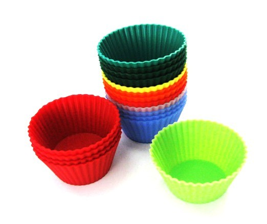 silicone cupping baking set