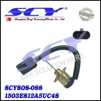 Fuel Shutoff Solenoids For Kubota 94581768 1510070d00 - Buy Shut Off  Solenoid,Shut Off Solenoid For Kubota,1503es-12a5uc4s 1503es12a5uc4s  1g925-60011