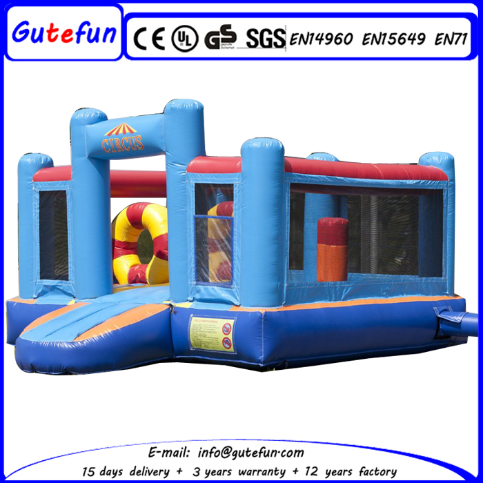 Commercial standard cheap inflatable air small indoor jumping castle for sale