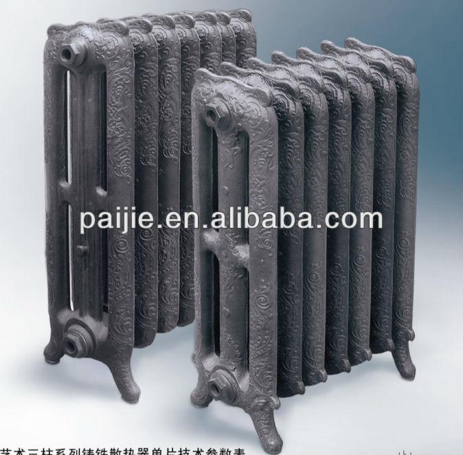Pioneer tallado arte calefacci n por radiadores de hierro - Radiador agua calefaccion ...