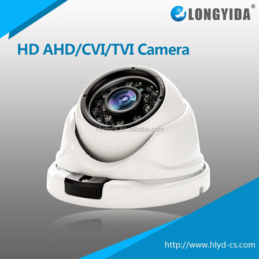 CCTV Vandal Proof IR Indoor AHD Dome Camera With best Quality And Low Price