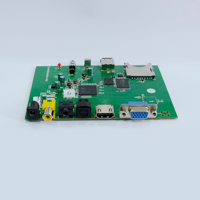 Full HD HDMI VGA CVBS Optical output PCBA PCB Assembly